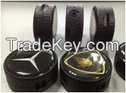 Luxury car wheel Card MP3
