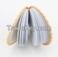 Company promotional gift item funny note pad (LH-2555)