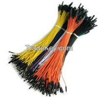 New 1p to 1p 20cm random color male to female jumper wire cable for Ar