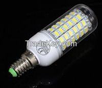 18W 20W SMD 5730 LED Corn Bulb E14 AC 220V 69LEDs LED lamp