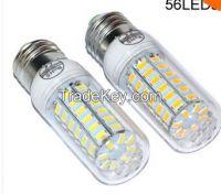 7W 11W 12W 15W 18W E27 LED Corn Bulb 220V SMD 5730 LED lamp light