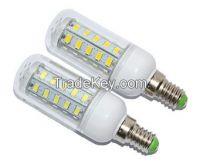 SMD 5730 E14 LED Corn bulb lamp 11W 36LEDs Energy Efficient AC 220V