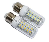 E27 SMD 5730 AC 110V Wall light 36LEDs 11W LED Corn Bulb lamps