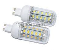 G9 11W SMD 5730 LED Corn bulb lamp light AC 110V Energy Efficient LED