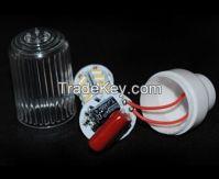 led lamp gu10 light gu10 2Pcs 220V Diamond Surface Lights 5730SMD GU10
