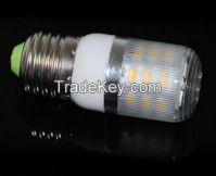 LED Bulbs 220V 240V E27 7W 24LEDs Diamond Surface Luminaire LED lamp