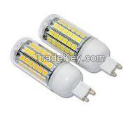 SMD 5050 G9 15W LED Corn Bulb Ultra Bright LED Wall lamps
