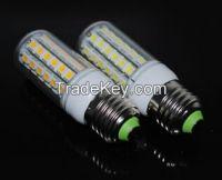 Ultra Bright LED lamps E27 9W SMD 5050 48LEDs light AC 220V