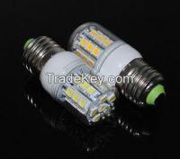 Wall LED lamps 5.5W E27 5050, 30LEDs, AC 220V 240V 5050SMD LED Corn