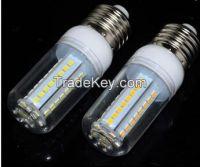 E27 LED Corn Bulb 2835SMD AC220V 126LEDs 102LEDs 78LEDs 27LEDs