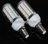 12W E14 3014 SMD 120 LEDs Spotlight AC85V 110V 220V 265V LED Corn Bulb