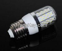 9W SMD 3014 78 LEDs E27 Wall lamps LED Corn Bulb AC 85V 110V 220V 265V