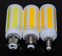 7W COB LED E27 SMD COBSMD Bulb lamp AC 220V 108 leds