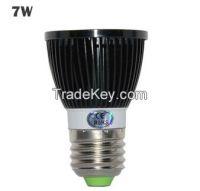 Tungsten Steel Casting Shell COB LED Spotlight E27 5W 7W 10W