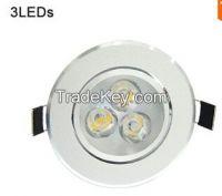 luminum Body 9W 15W 21W 27W 36W 45W LED Downlight Ceiling lamp