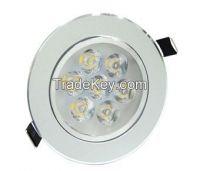 LED Ceiling lamp Downlight 21W Recessed Spot light AC 110V / 220V
