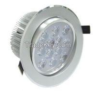 Super Bright 36W LED Ceiling lamp Recessed Aluminum Body Downlight