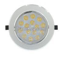 Super Bright 45W LED Ceiling lamp Recessed Aluminum Body Downlight