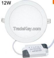 3W 6W 9W 12W 15W 18W Recessed LED Panel light Downlight