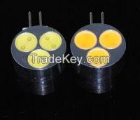 G4 COB 3LEDs 3W LED Corn Bulb Car light DC 12V pendant lights LED