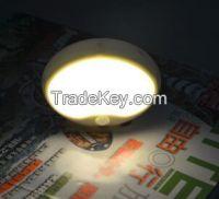 Novelty Egg Shaped PIR Auto Infrared Sensor Motion Detector LED lamp