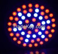 Full Spectrum 5W E27 41 Red + 19 Blue LED Grow light AC 85 - 265V