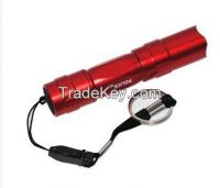 Ultra Bright Mini Aluminum Handy LED Flashlight Waterproof