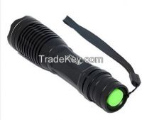 Ultrafire 2000LM Zoomable 7 Mode XM-L T6 LED Flashlight