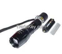 Ultra Power LED Flashlight XM-L T6 2000LM Zoomable Torch light 50