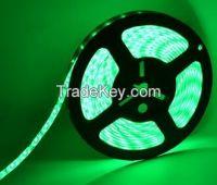 Waterproof 5M LED Strip 5630 (5730) SMD 60LEDs/M Flexible DC 12V