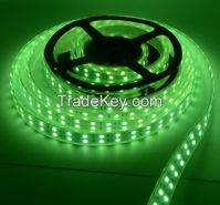 600LEDs/5M Silicone Tube Waterproof SMD 5050 RGB Double Row LED Strip