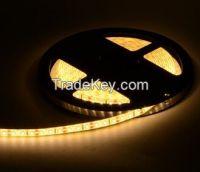 Waterproof 5M SMD 3014 LED Strip 600LEDs/5M Flexible DC 12V light