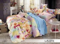 100% cotton pigment printed fabric, coated printed fabric, home textile for bedding set