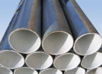 steel pipe of lining plastic
