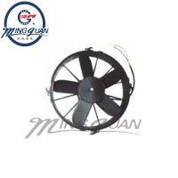 DC auto fan for Bus 5 blades car cooling fan