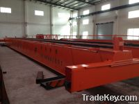 Type LH electric hoist bridge crane 3-20t