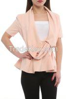 short sleeve women jackets made in Turkey