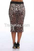 wholesale knee-length pencil skirts for women in Turkey