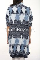 ladies blouses and tunics with prints