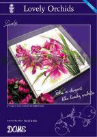 flower cross stitch unfinished kit craft