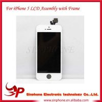 Best price high quality  for iphone 5g touch screen