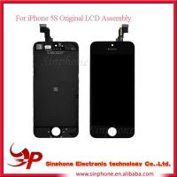 Wholesale New  Touch dscreen Digitizer  for Apple iPhone 5C Black