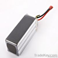 RC model battery 5200mah 22.2v 65c for hobby toys