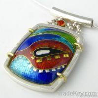 cloisonne enamel Jewelry watch