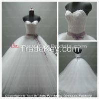 Top 1 lace wedding dress