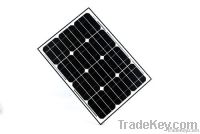 18V Mono Solar panel 40W