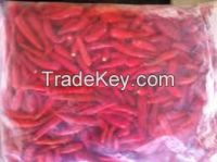 Frozen Fresh Chili