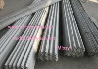 SUS 201 202 304 316 321 stainless steel angle bar