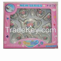 Toys pocerlain tea set