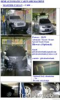 AUTOMATIC CAR WASH 1.85KW, aluminium body
